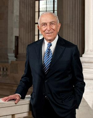 Mourning the Passing of Senator Frank Lautenberg